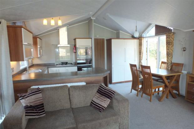 Willerby New Hampshire Lodge, Whitewell Holiday Park, Penally, Tenby