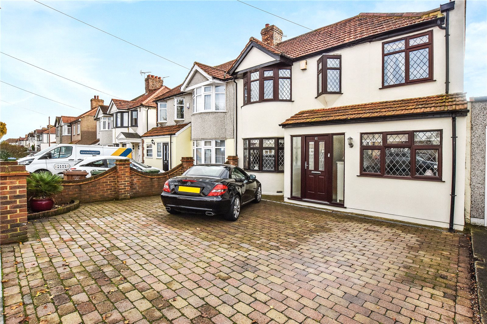 Normanhurst Avenue, Bexleyheath, Kent, DA7