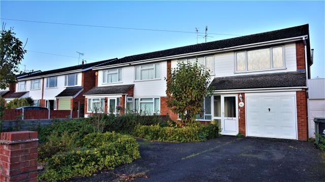 Southall Avenue, Worcester, Worcestershire, WR3