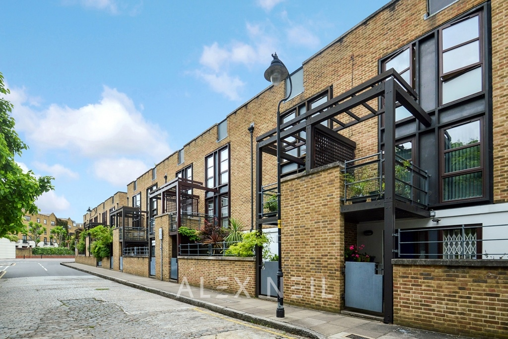 Ropemakers Fields, Limehouse E14