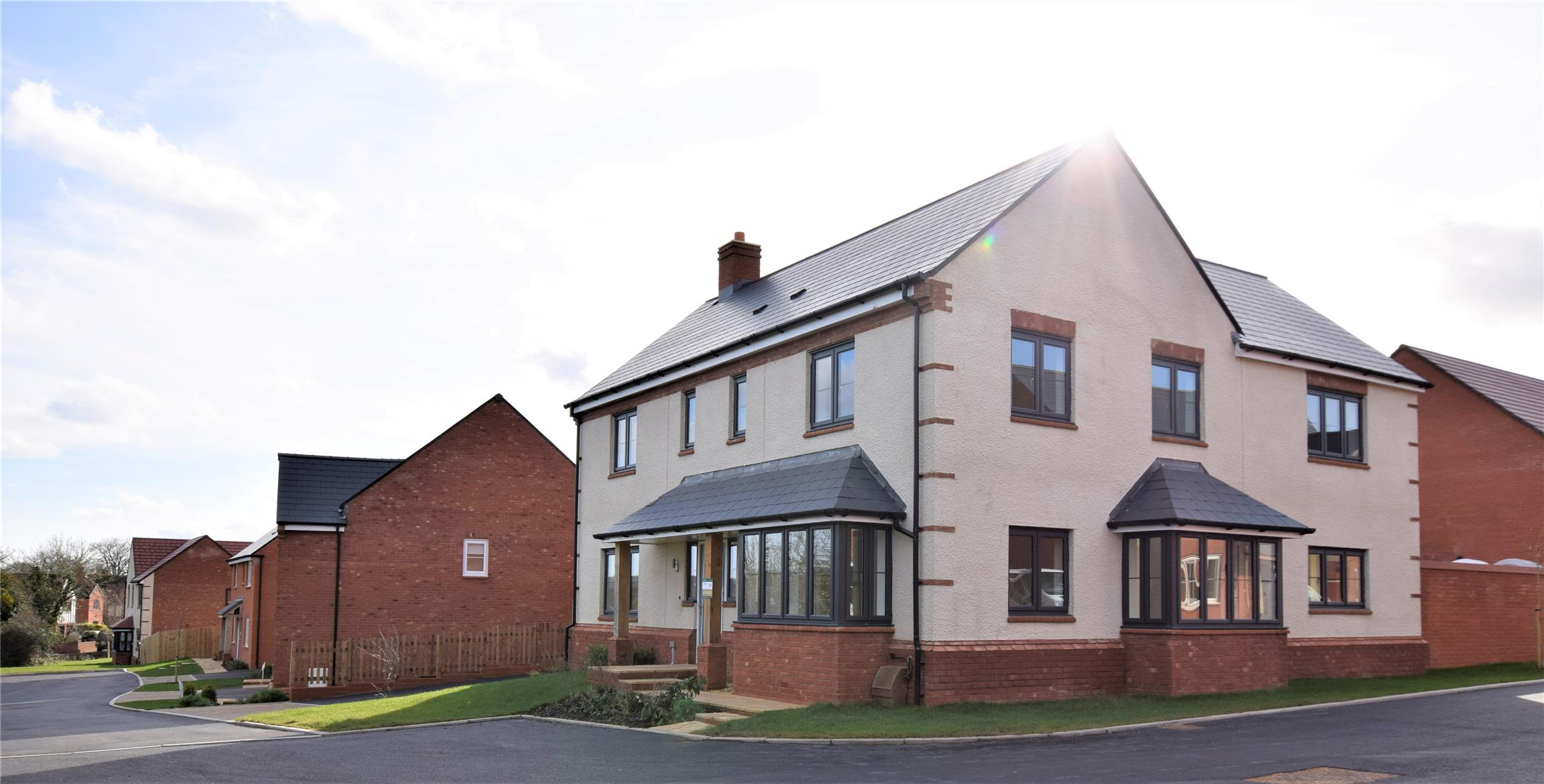 Plot 26, The Ashbury, Nup End Green, Ashleworth, Gloucester GL19