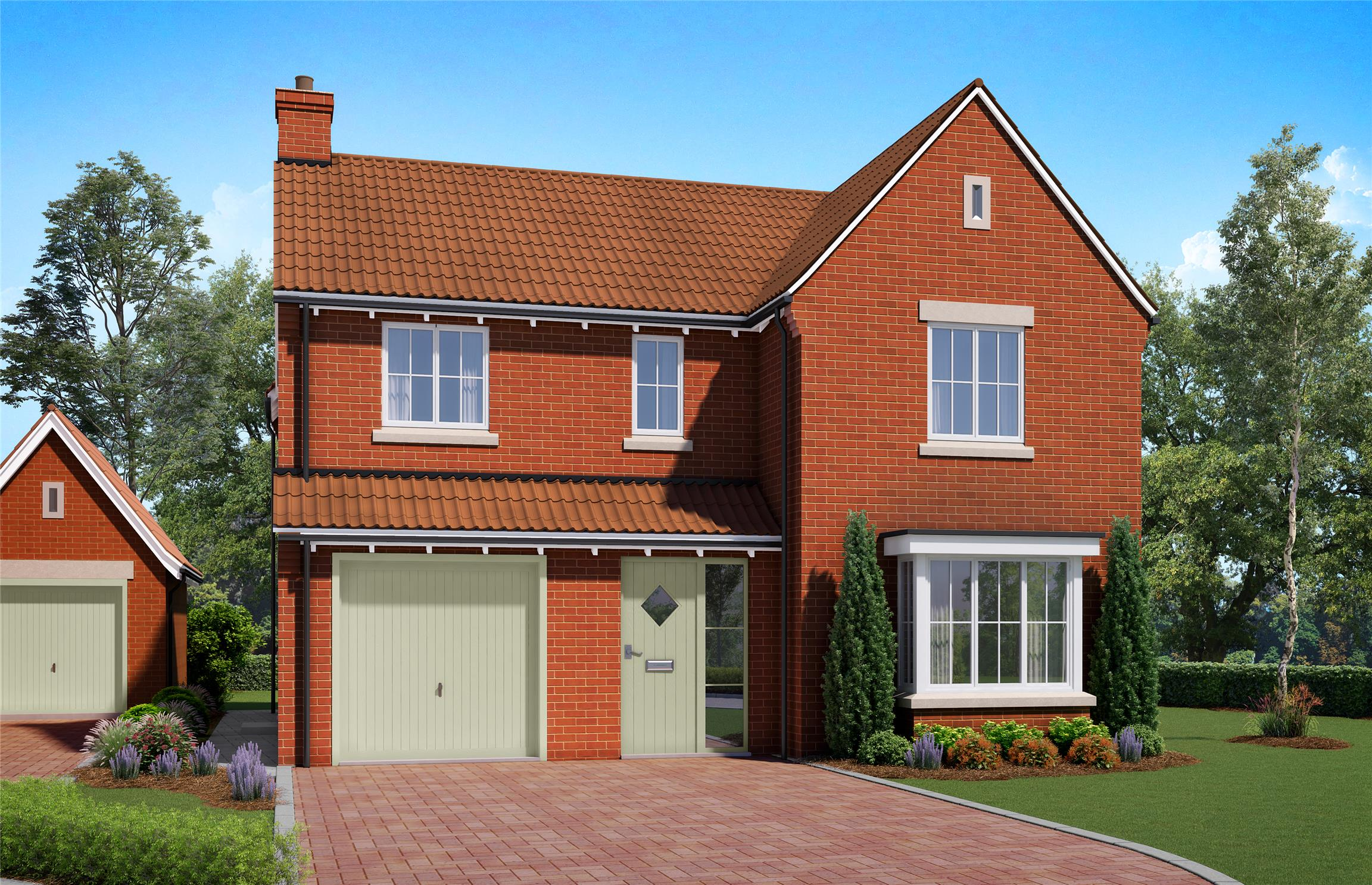 Plot 13, The Avon, Harford Place, Rangeworthy BS37