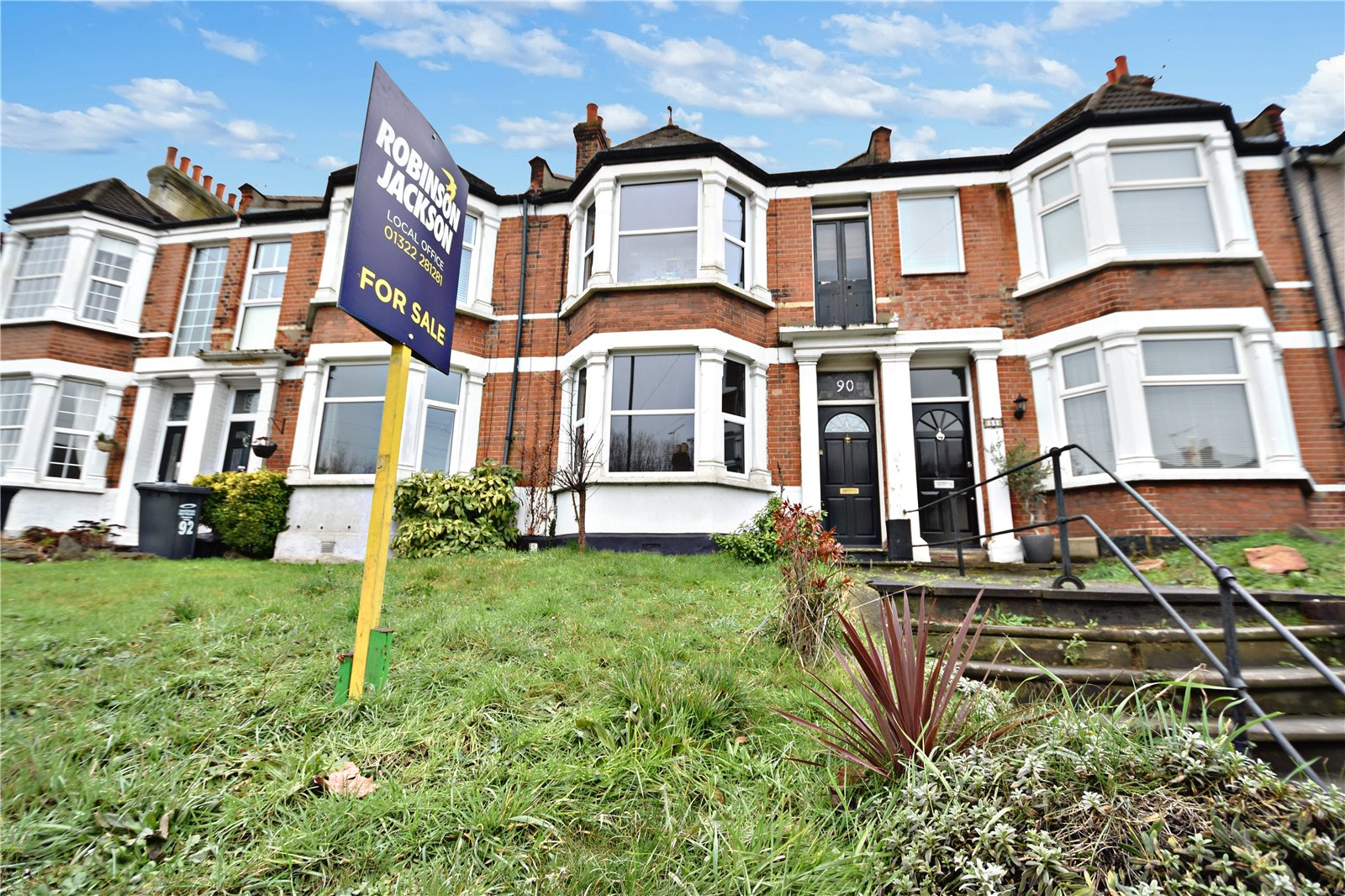 Hawley Road, Wilmington, Dartford, Kent, DA1