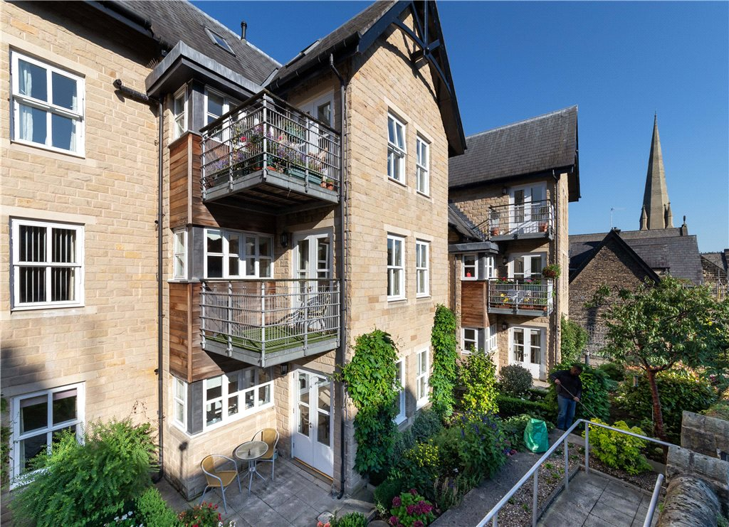 Abbeyfield Court, Riddings Road, Ilkley, West Yorkshire