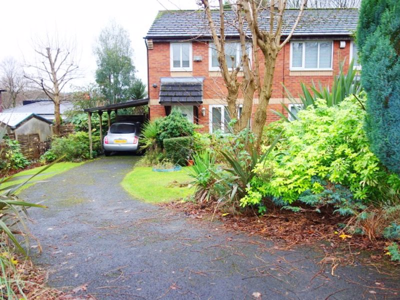 50% Shared Ownership - Orkney Close, Radcliffe