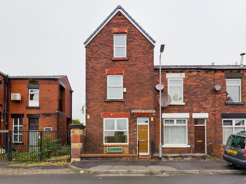Curzon Road, Bolton, Greater Manchester, BL1