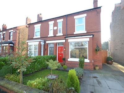 Fairfield Road, STOCKTON HEATH, Warrington, WA4