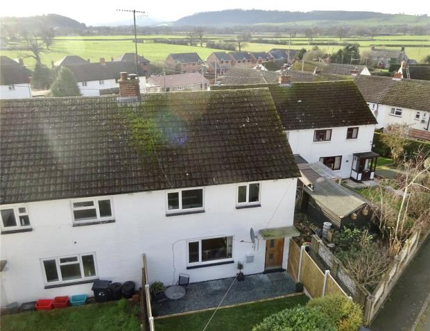 Pentre Gwyn, Trewern, Welshpool
