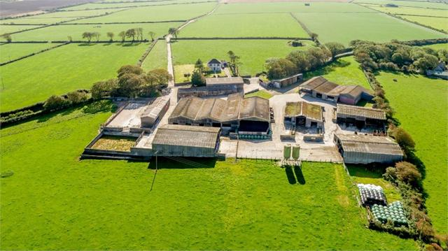 Barnards Hill Farm, Hayscastle, Haverfordwest, Pembrokeshire