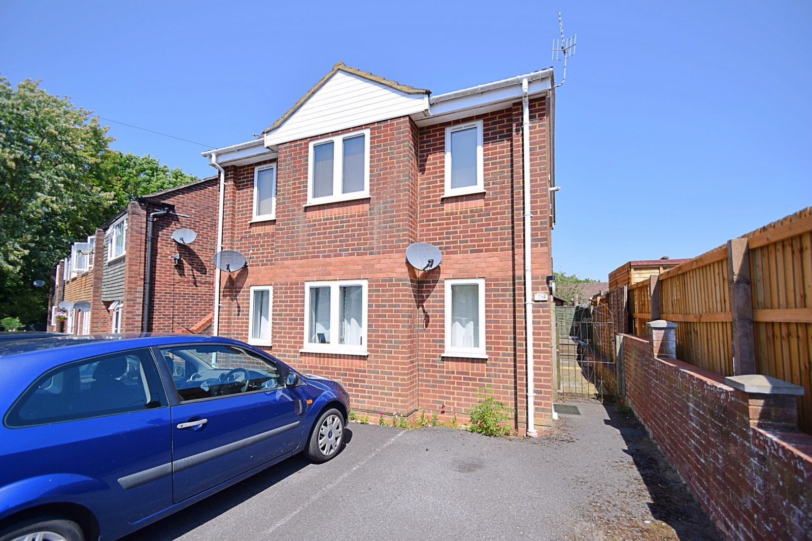 28a Fleming Place, Colden Common, Winchester SO21 1SL