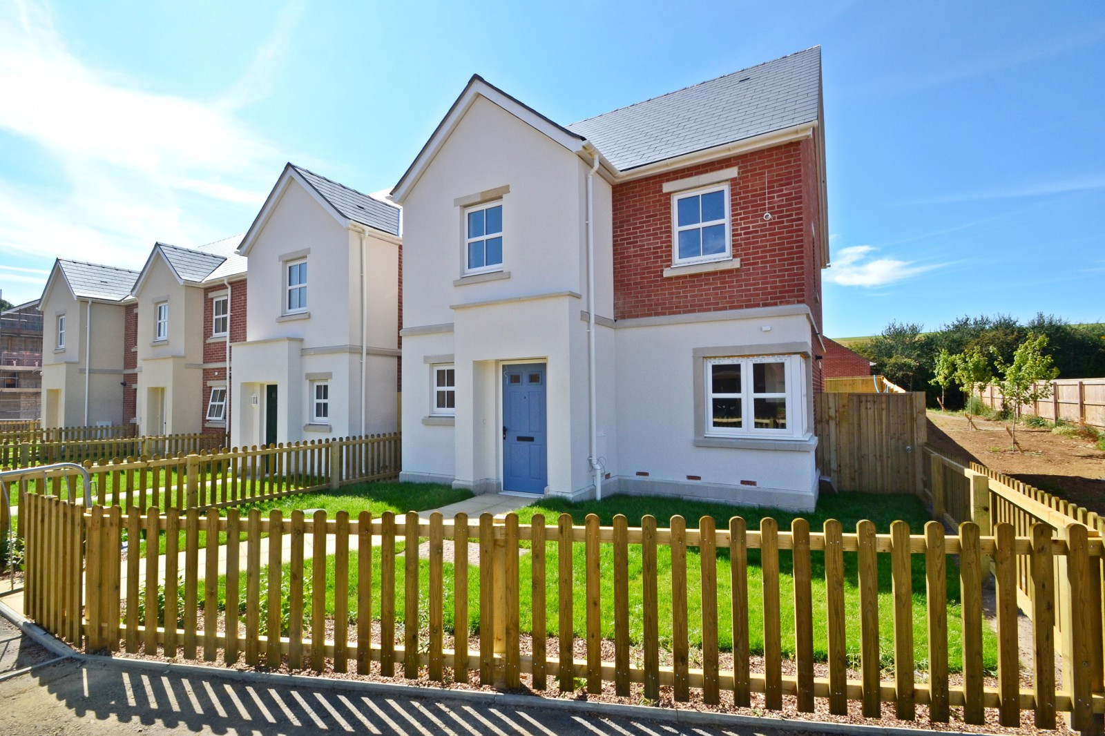 Plot 170 Pemberly, Weymouth