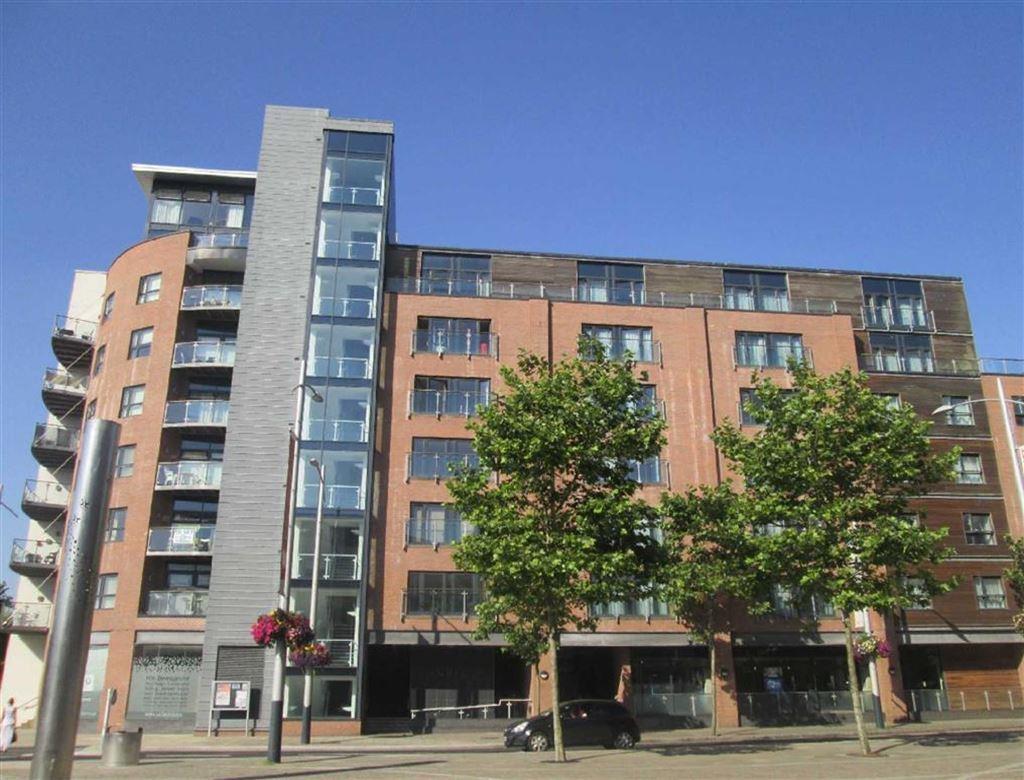 Excelsior Apartments, Princess Way, Swansea