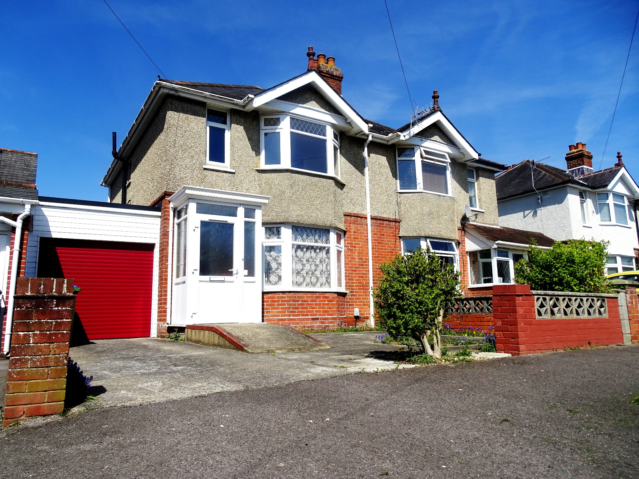 Rosewall Road, Maybush, Southampton