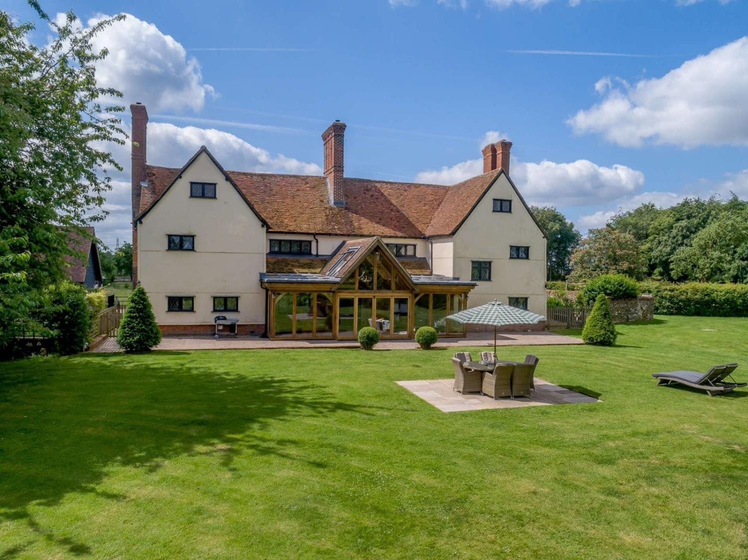 LOT 1 Beauchamps, Wyddial, Buntingford, Hertfordshire