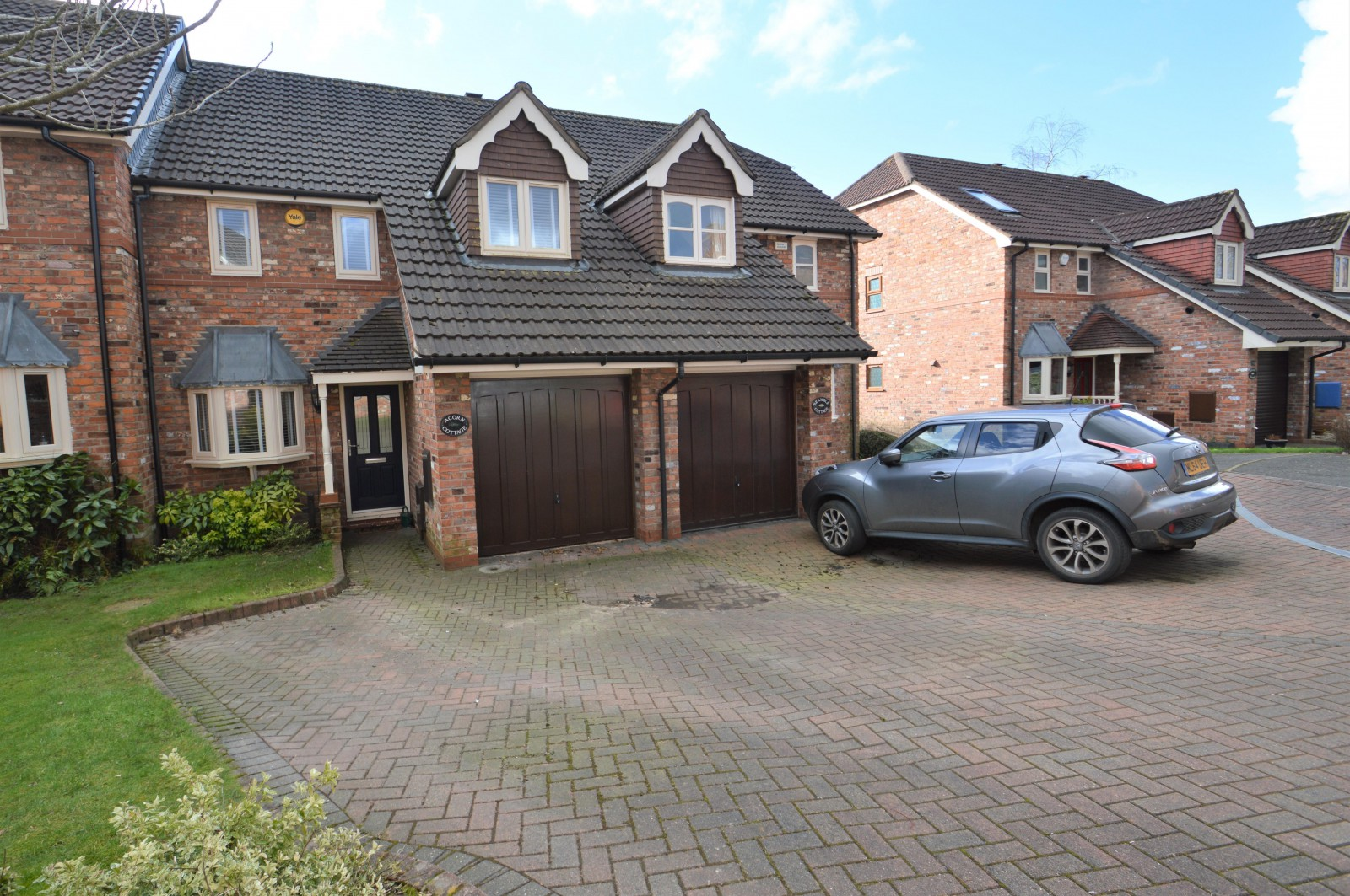Crofters Close, Pickmere, Knutsford
