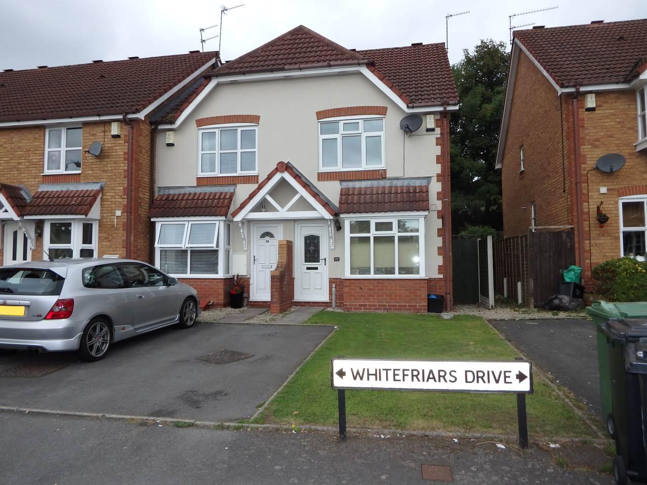 Whitefriars Drive, , Halesowen