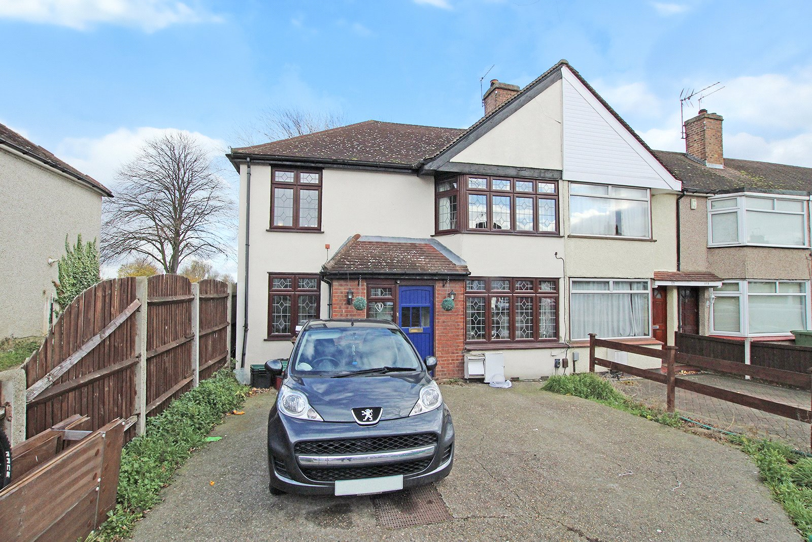 Ramillies Road, Blackfen, Kent, DA15