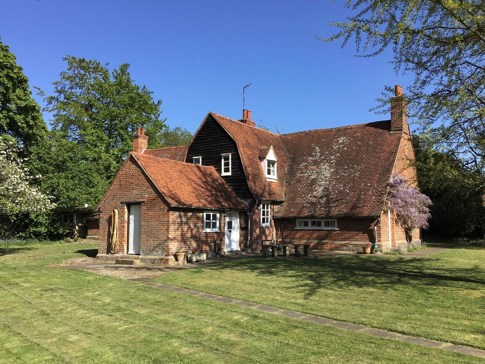 Carters Lane, Wickham Bishops, Witham, Essex, CM8