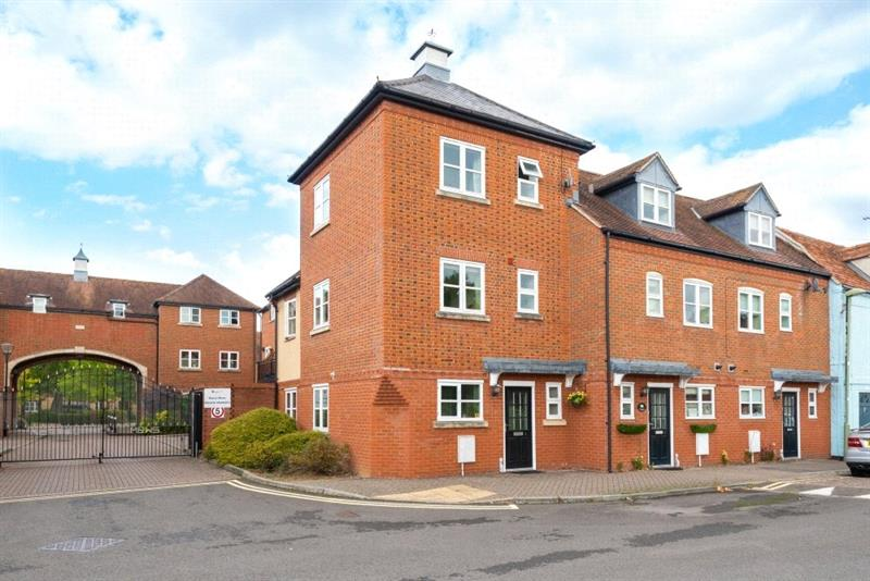 St Edmunds Lane, Abingdon, Oxfordshire, OX14
