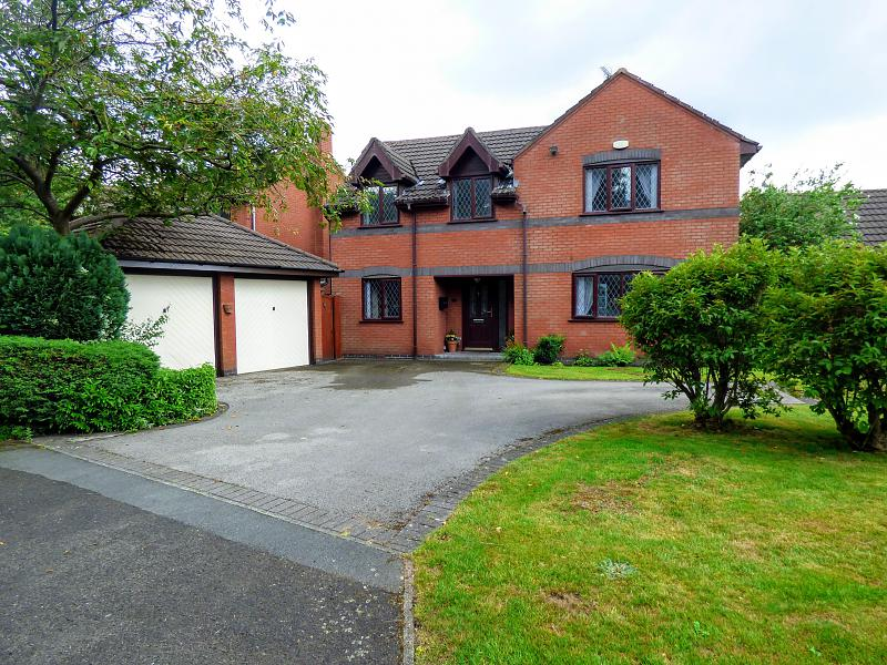 2 Ridgebourne Close, Callands, Warrington WA5 9YB