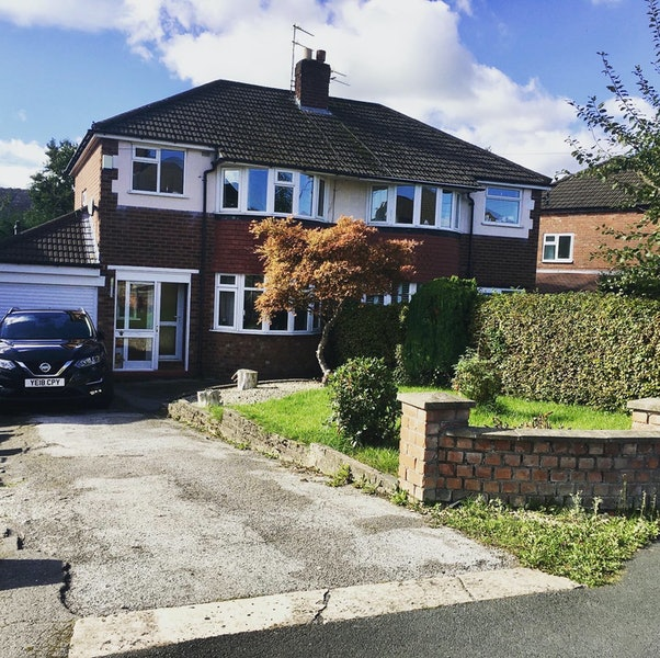 Norbury Drive, Stockport, Greater Manchester, SK6