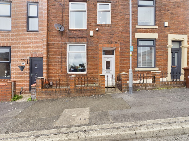 Campania Street, Oldham, Greater Manchester, OL2