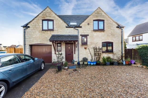 Westcote Close, Witney, Oxfordshire