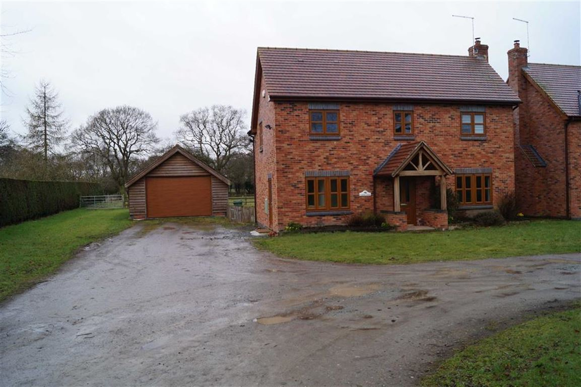 Crabtree Cottages, Whitchurch, SY13