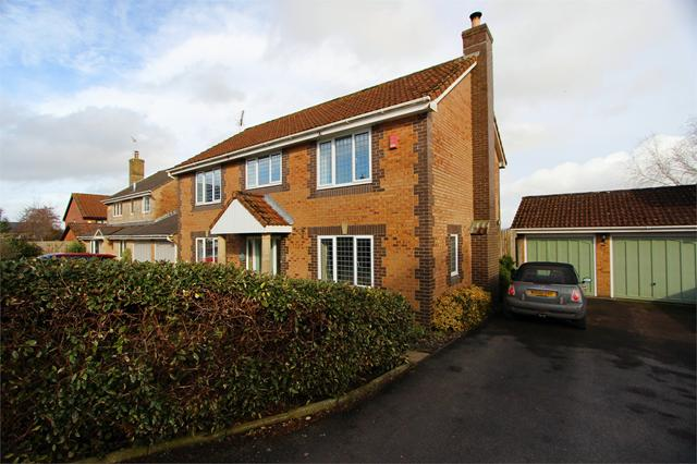 Burleigh Way, Wickwar, Wotton-under-Edge, South Gloucestershire
