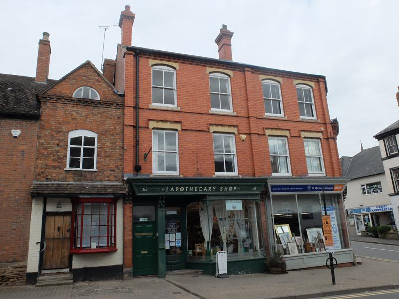 Bank Crescent, Flat 2, Ledbury
