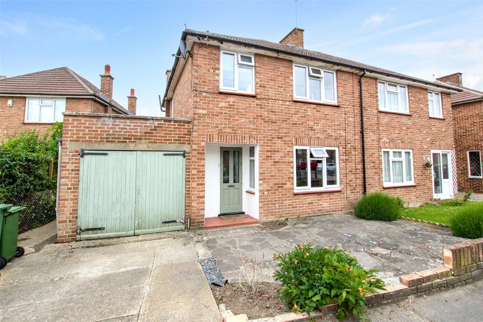 Ruxley Close, Sidcup, Kent, DA14