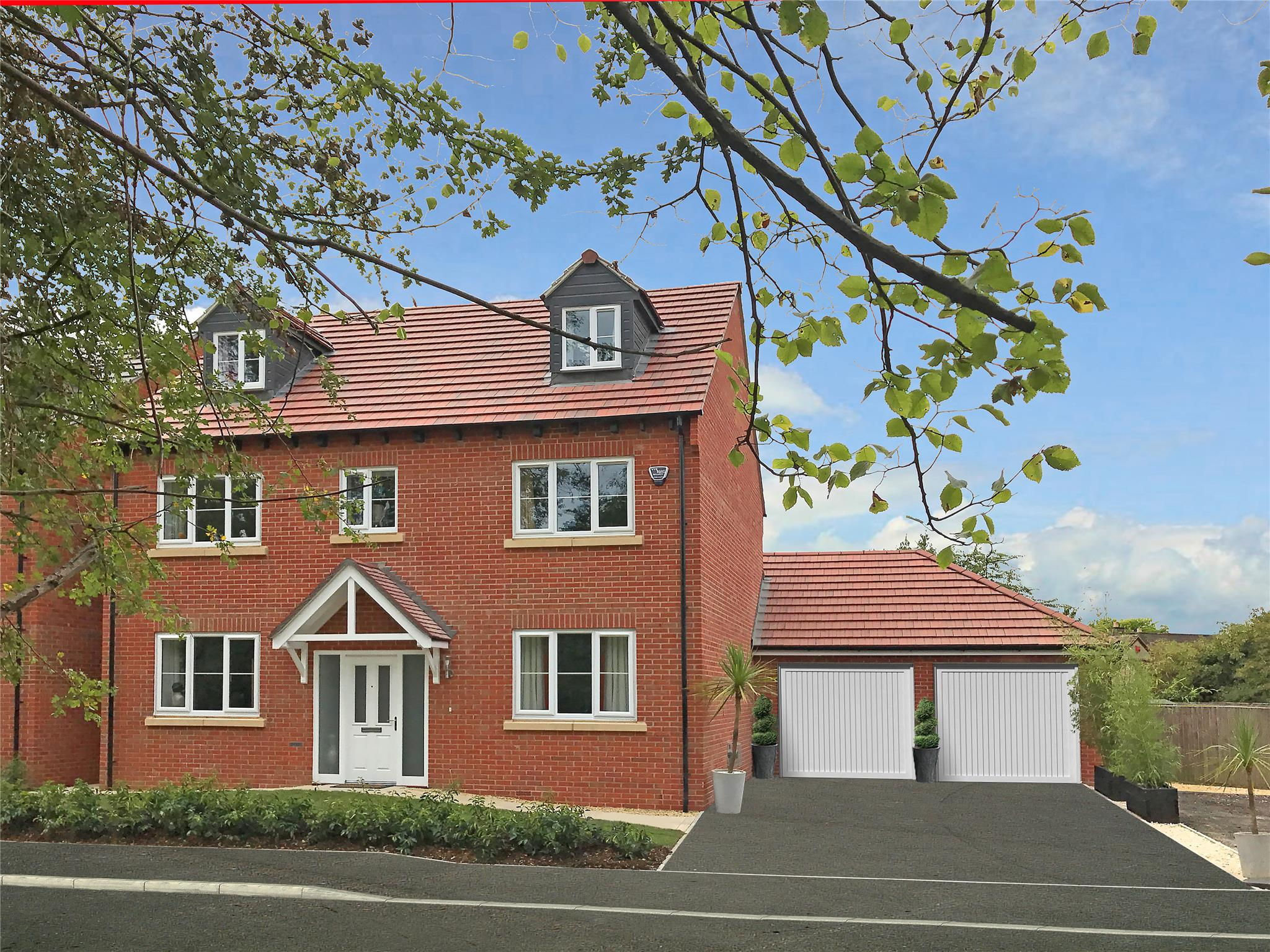Plot 1 New Dawn View, Stroud Road, Gloucester GL1