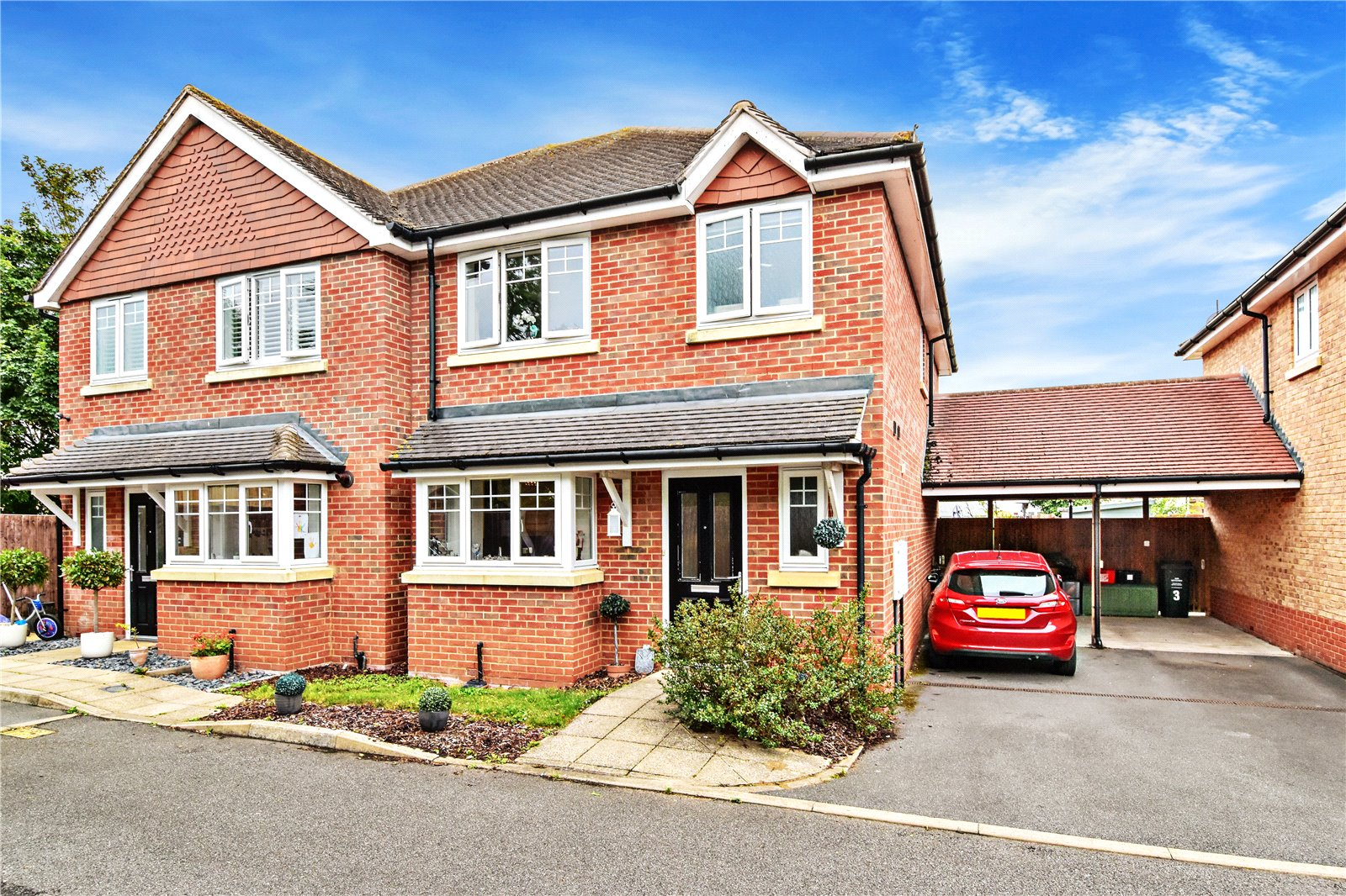 Western Terrace, Havelock Gate, West Dartford, Kent, DA1