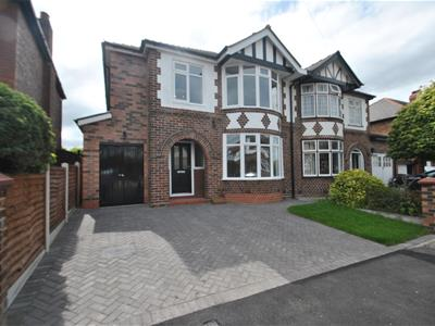 Albert Road, GRAPPENHALL, WARRINGTON, WA4