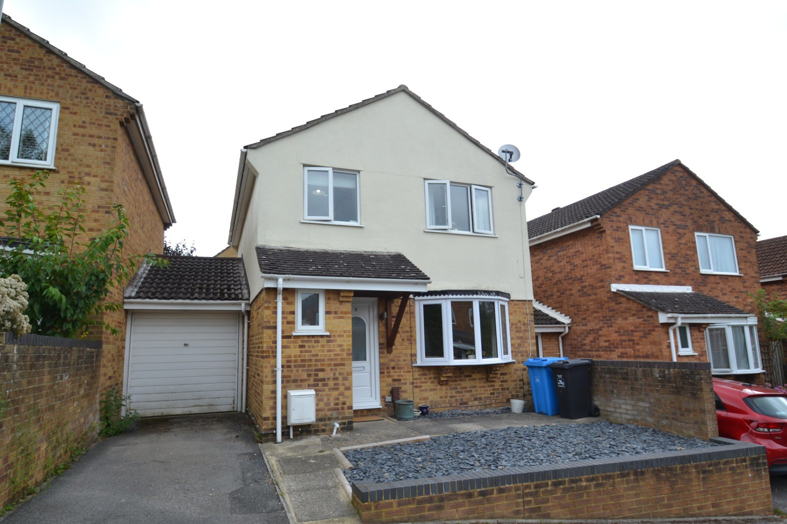 Overcombe Close, Canford Heath, Poole