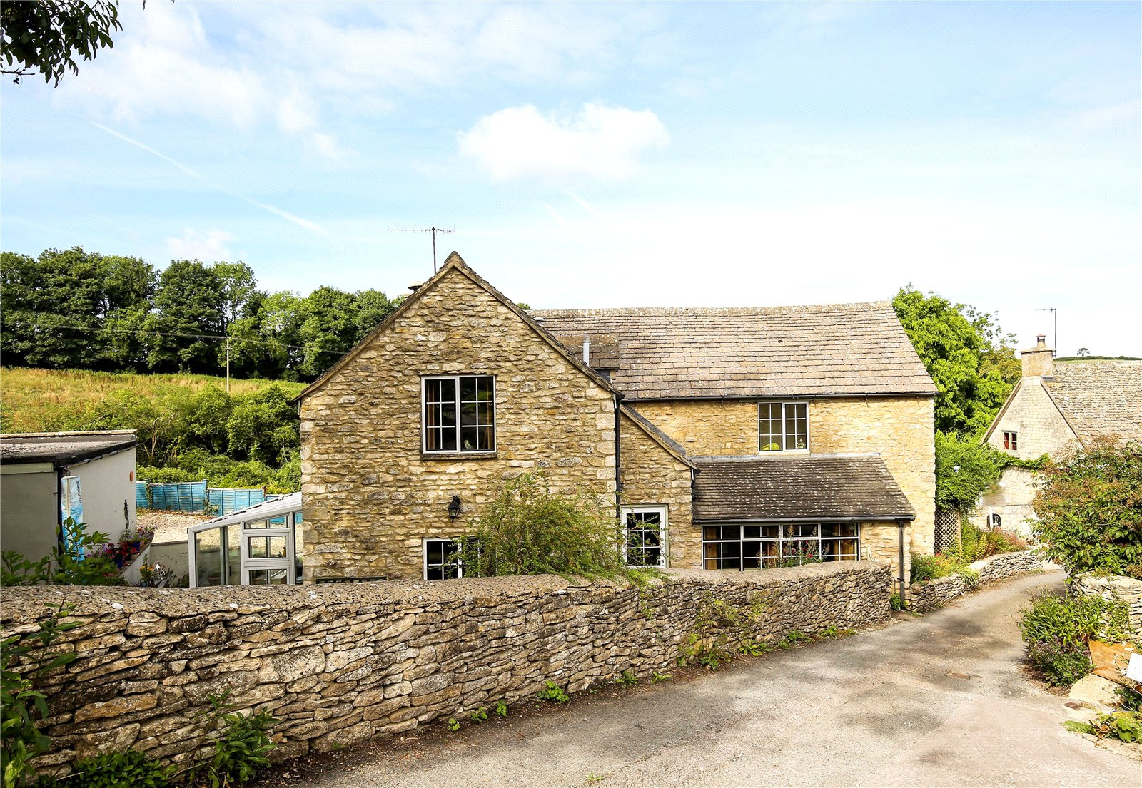 Penny Cottage, 8 Pound Hill, Avening, Gloucestershire