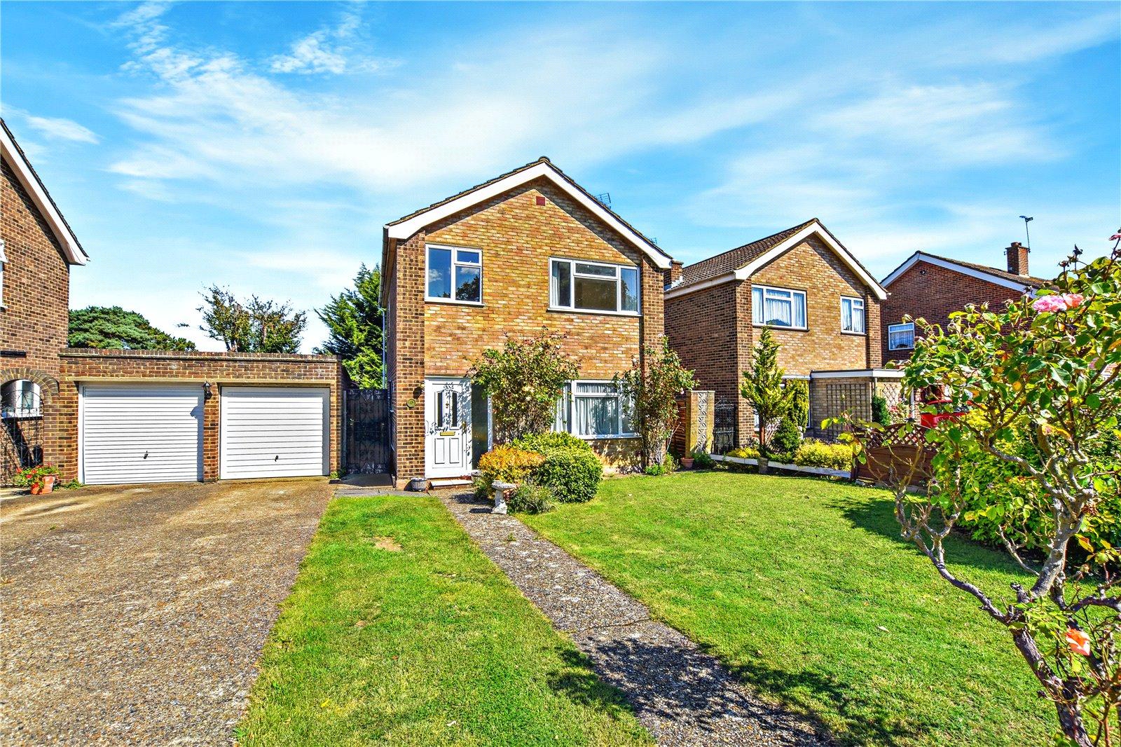 Whenman Avenue, Joydens Wood, Bexley, Kent, DA5
