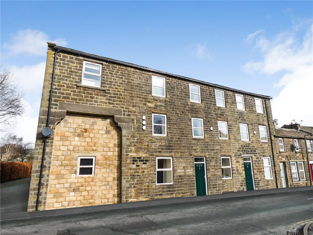 Mill Street, Cullingworth, West Yorkshire