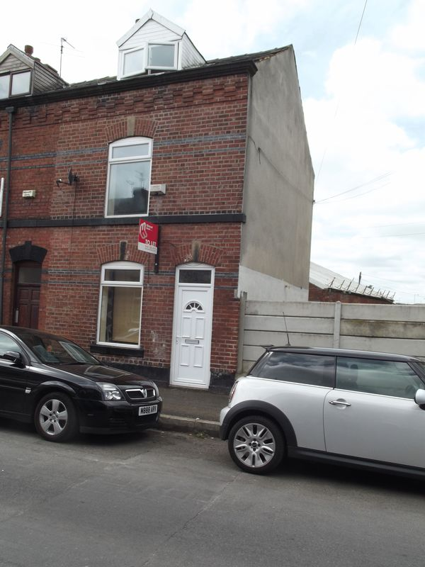 York Street, Bury