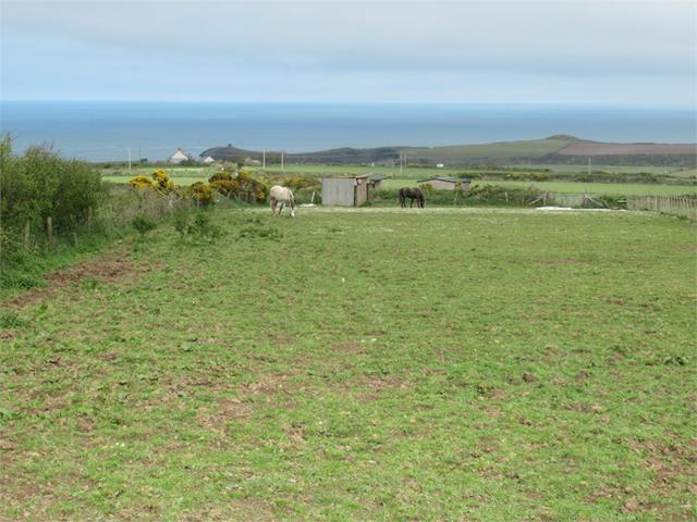 Pt OS No 3700 - 2.72 Acres at Cwmwdig Farm, Berea, St Davids, Haverfordwest, Pembrokeshire