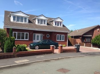Merlewood Drive, A Superb Double Bedroom Garden Apartment On, Astley, Manchester