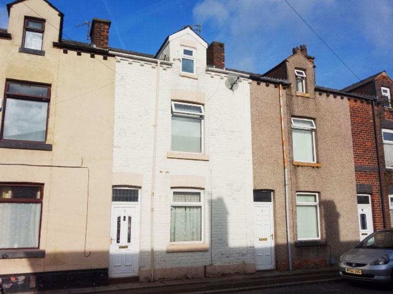 Three Bedrooms - Caledonia Street, Radcliffe