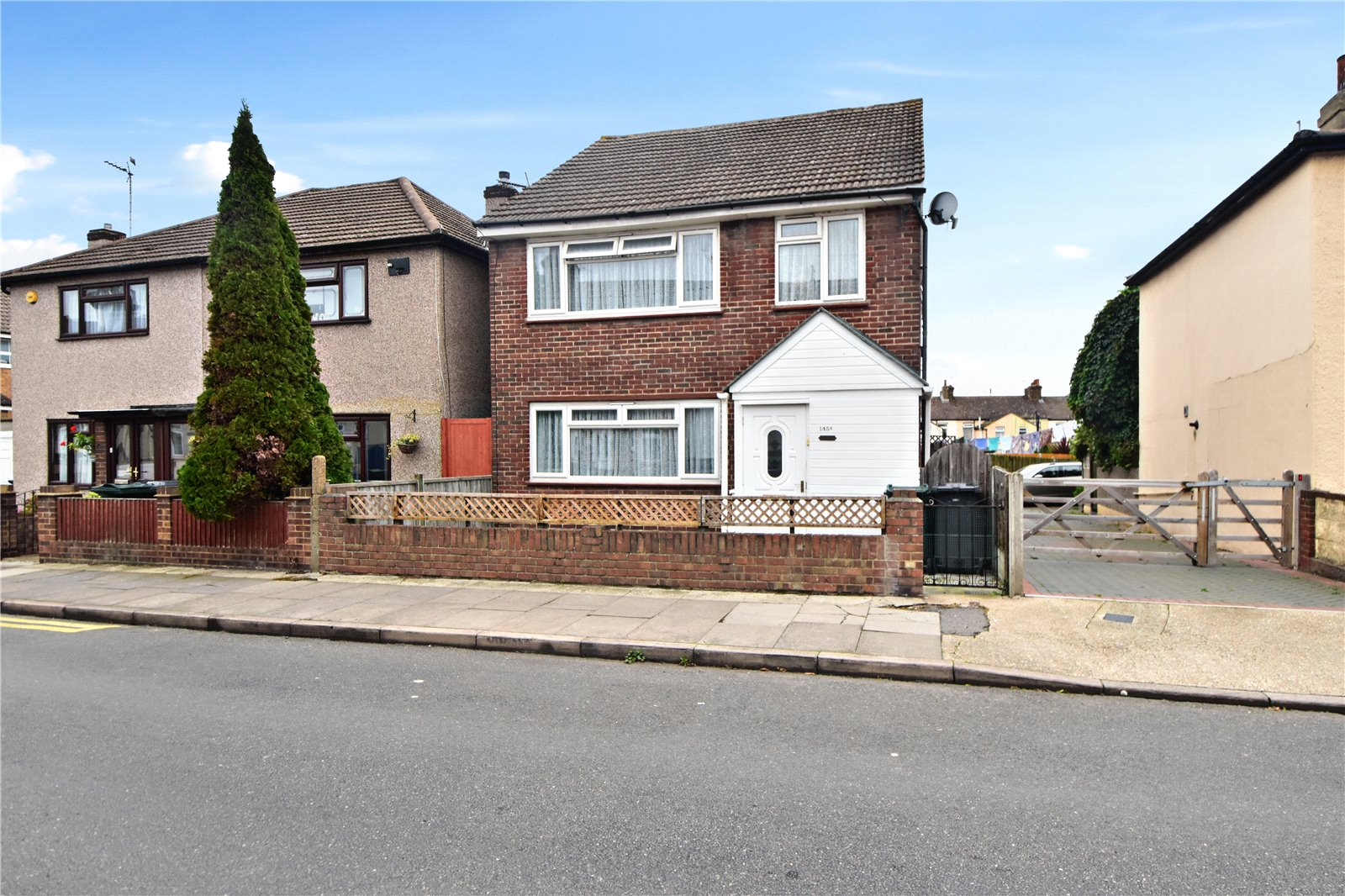 Church Road, Swanscombe, Kent, DA10