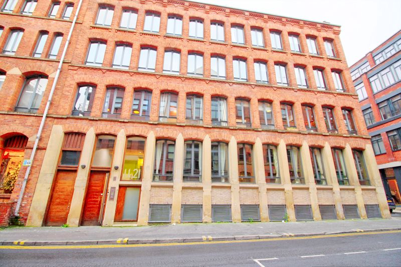 City Centre Apartment - Turner Street, Manchester, M4 1dy