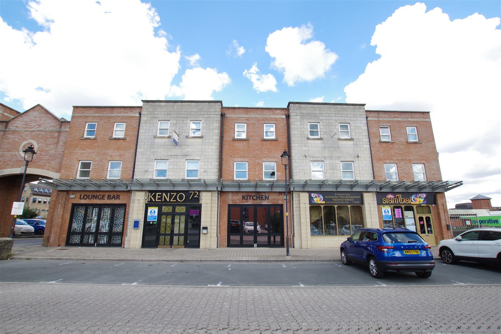 Godwin Court, Old Town, Swindon