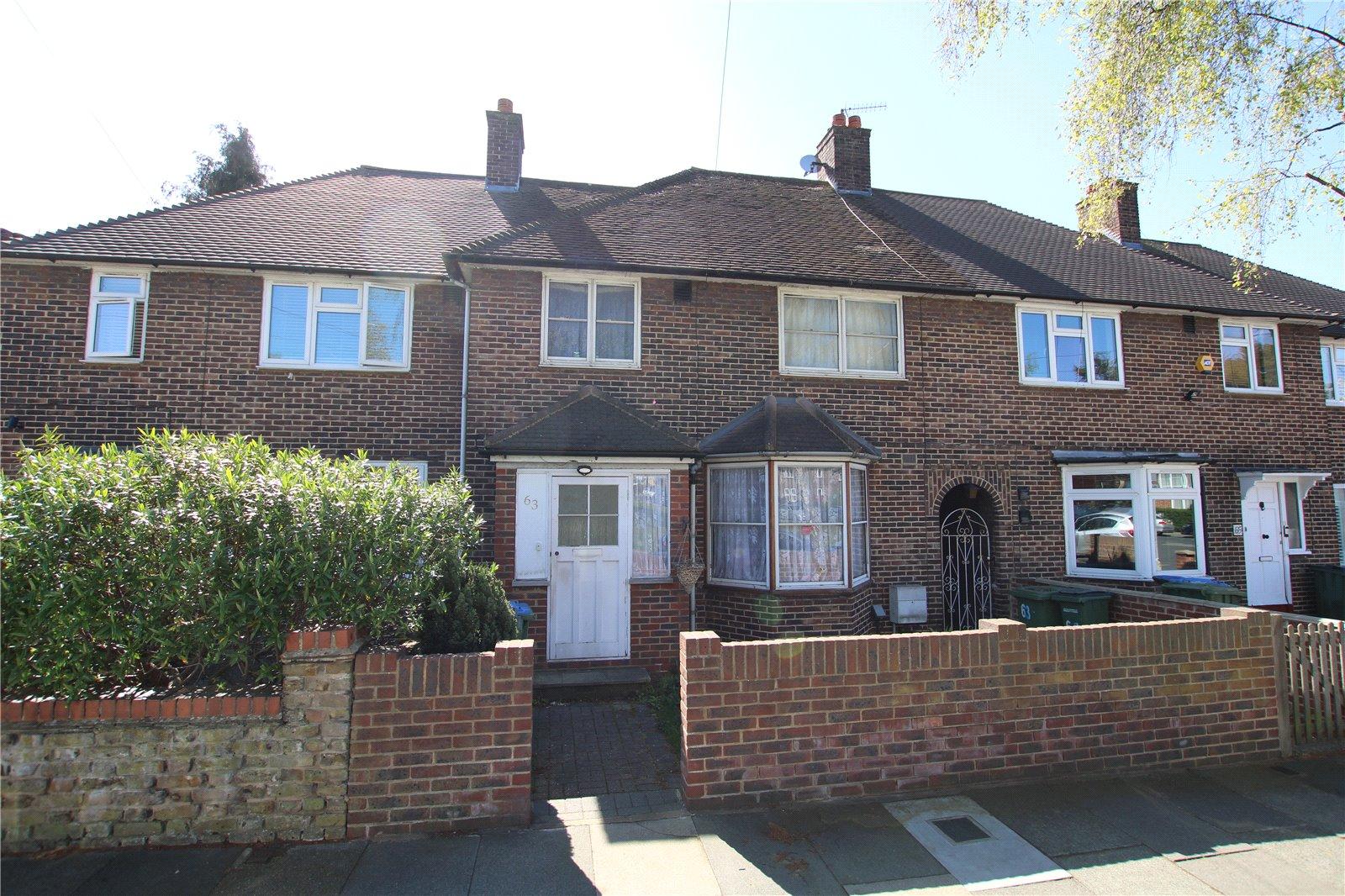 Birdbrook Road, Kidbrooke, London, SE3