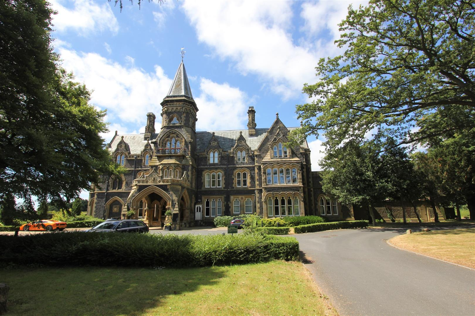 Grey Towers Hall, Nunthorpe, Middlesbrough