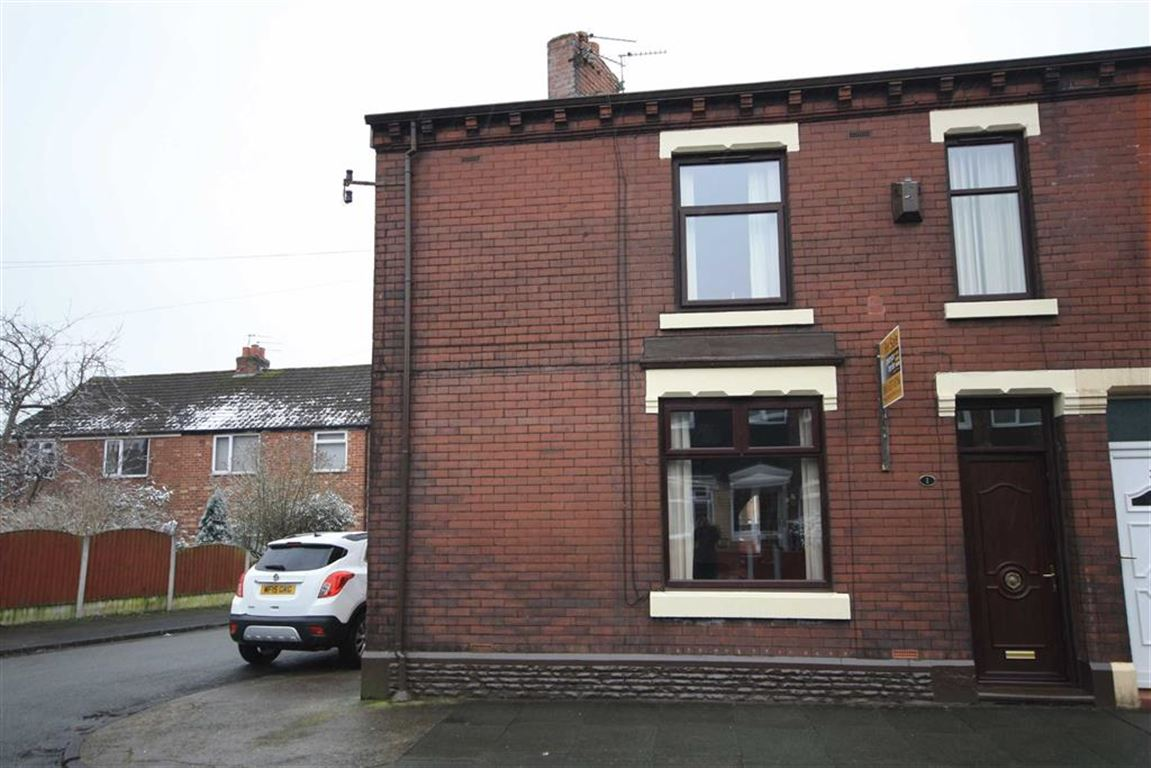 Dixon Street, Ashton-Under-Lyne, Tameside