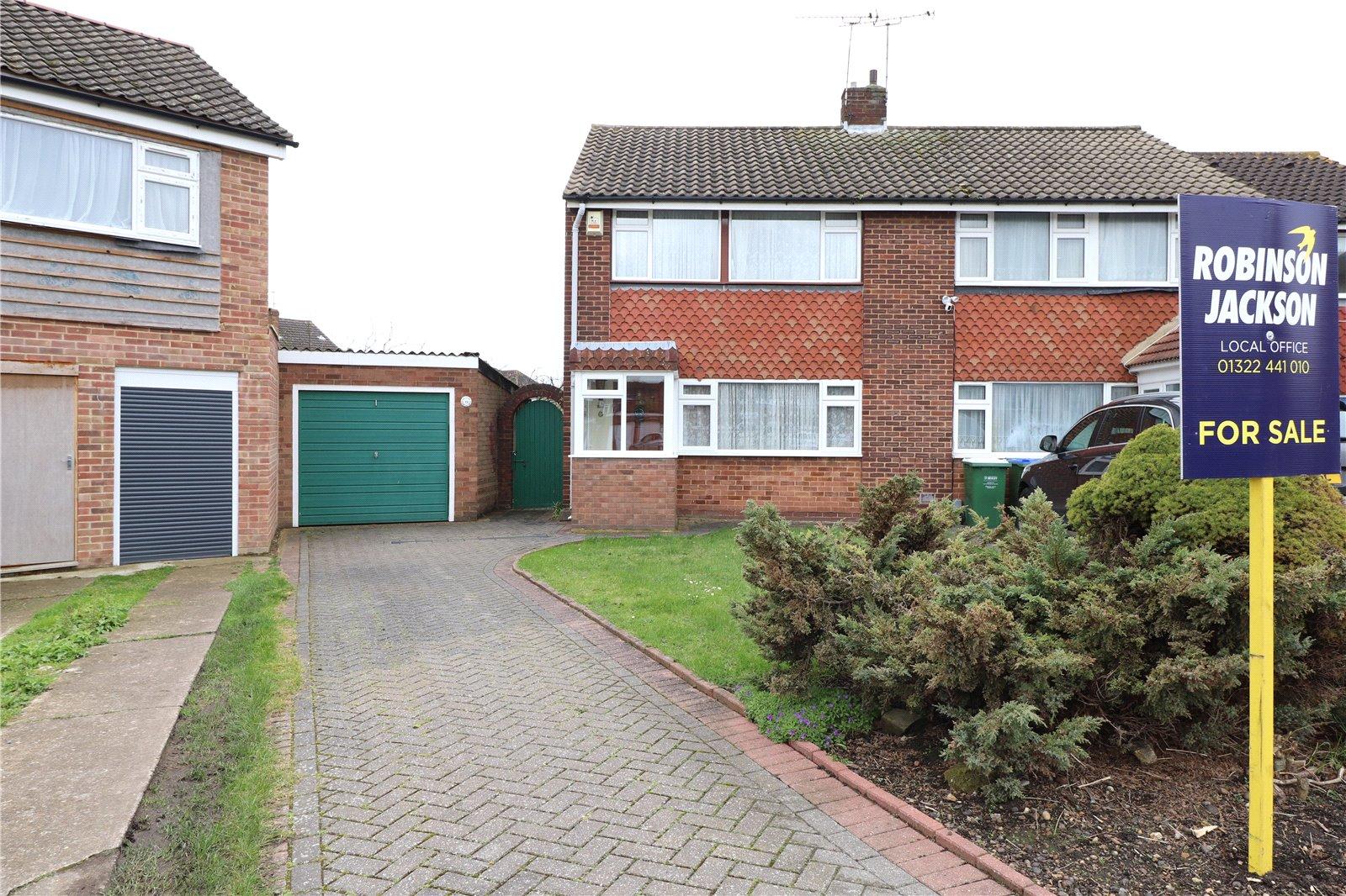 Calvert Close, Belvedere, Kent, DA17