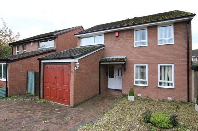 22 Moorville Drive South, CARLISLE, Cumbria